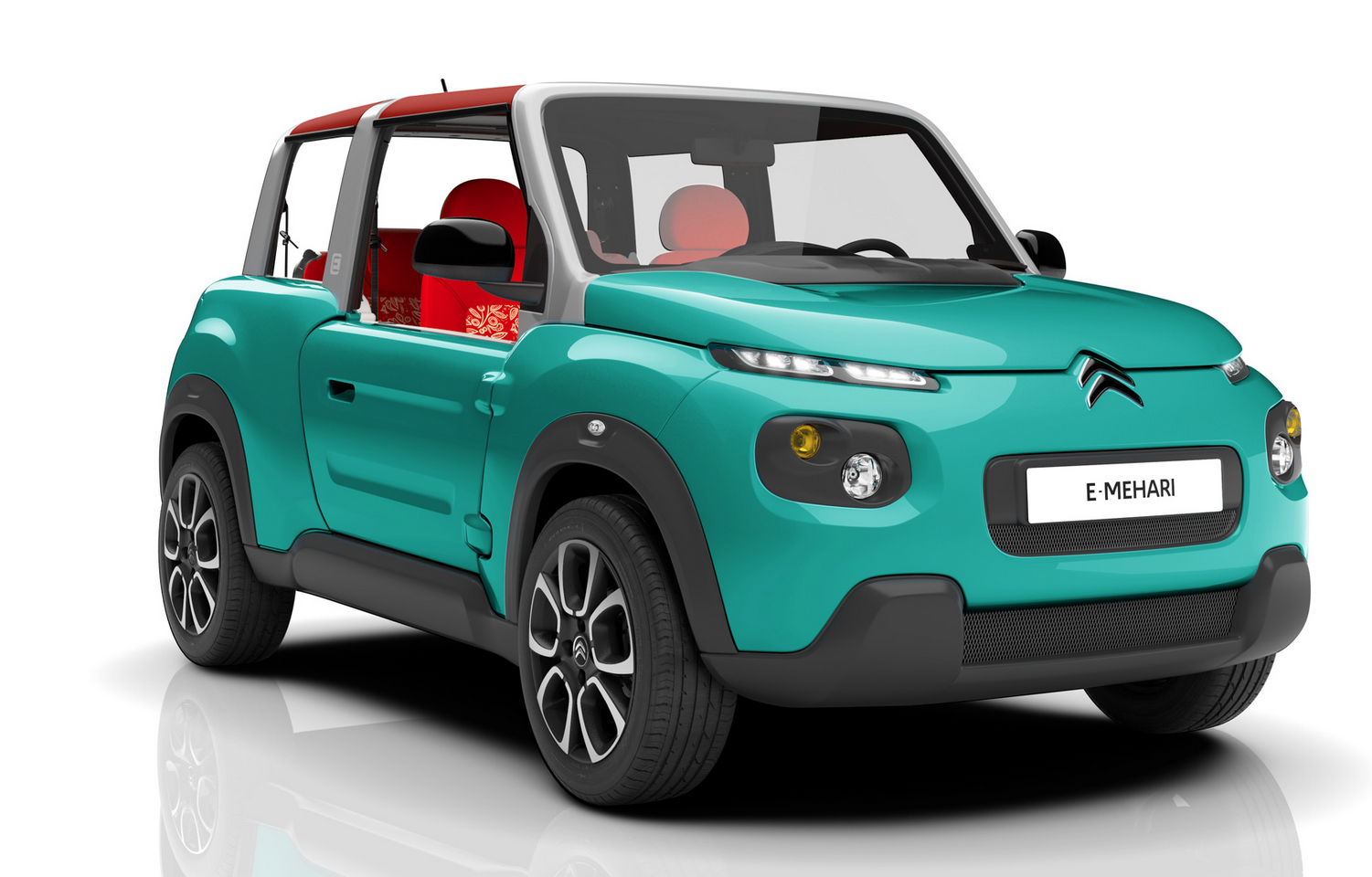 Citroen E-Mehari, Peugeot Returns