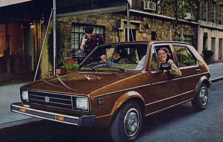 1980 Rabbit Diesel