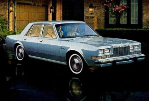1985 Plymouth Gran Fury