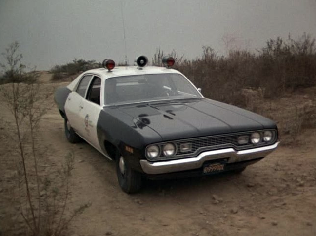Adam 12, 1971 Satellite