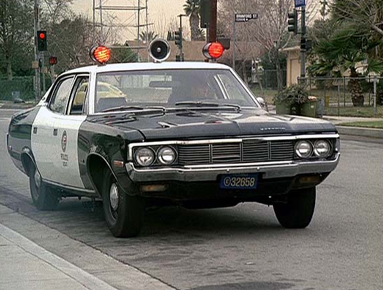 Adam 12, 1972 Matador, Cars of Adam 12