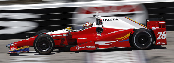 Honda IndyCar, Engines Power Today's Indy Cars