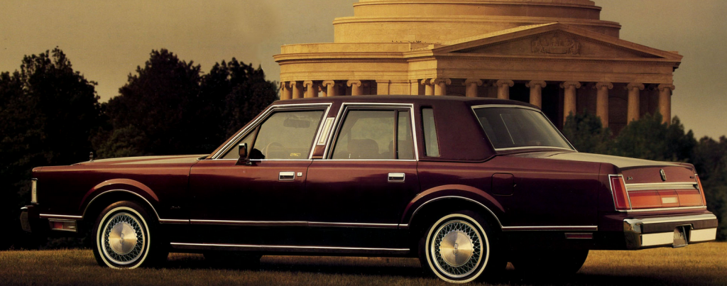 2016 Lincoln Town Car >> Hard to Park: The 5 Longest Cars of 1988 | The Daily Drive ...