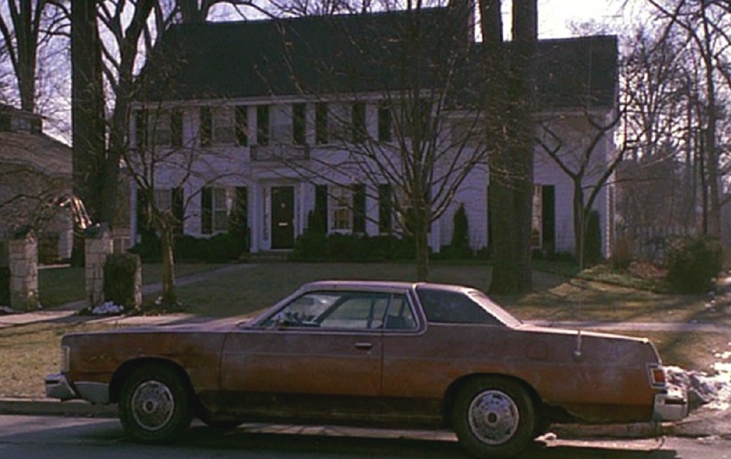 Scene from Uncle Buck