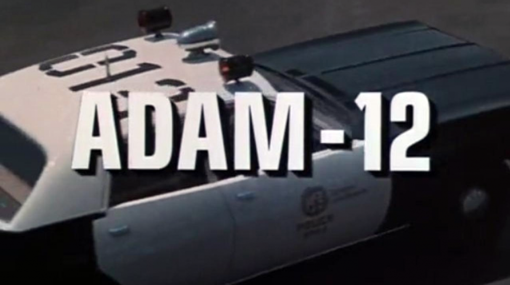 Adam 12 TV Show, Cars of Adam 12