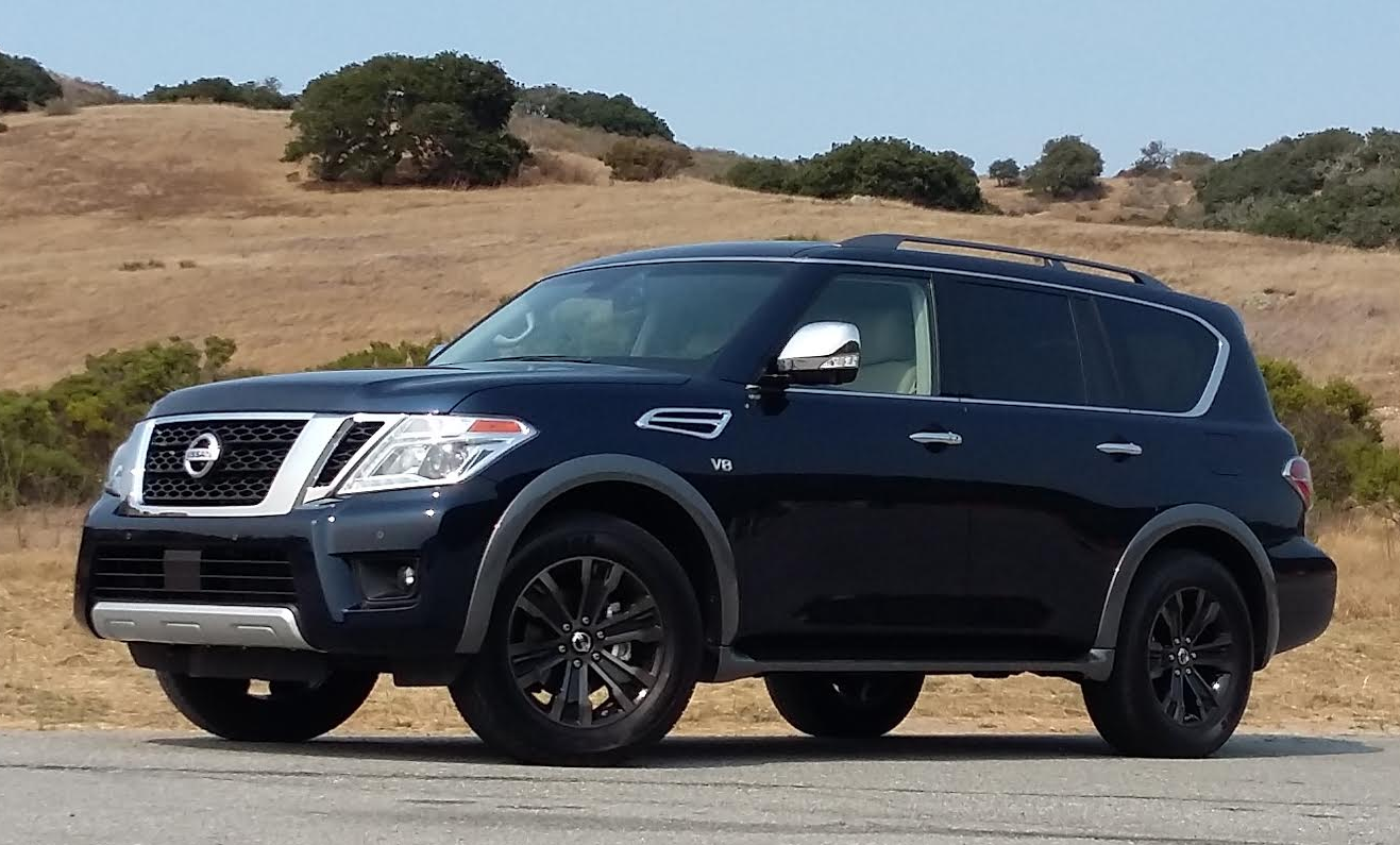 2017 Nissan Armada The Daily Drive