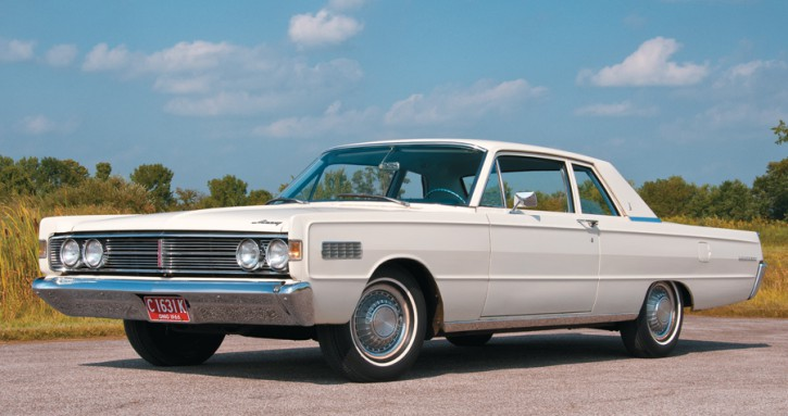 1966 Mercury Monterey Two-Door Sedan