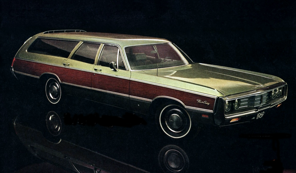 1969 Town & Country, Most-Expensive Wagons of 1969