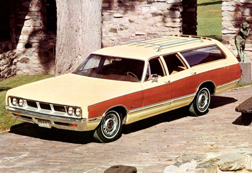 1969 Dodge Monaco Wagon