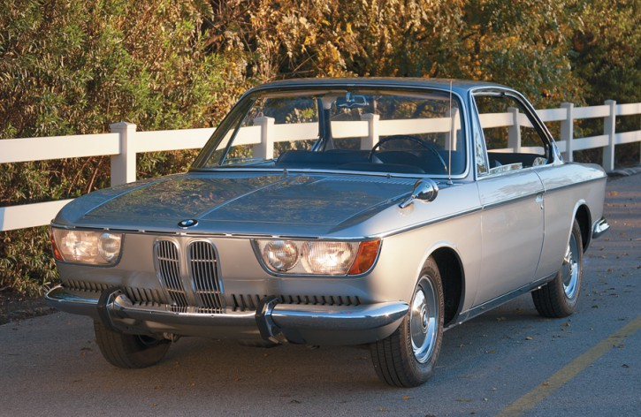 1967 BMW 2000C Hardtop Coupe