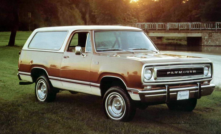 1976 Trail Duster