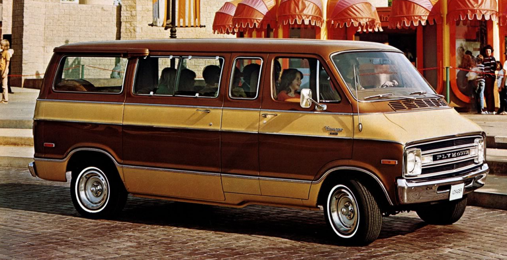 1976 Plymouth Voyager