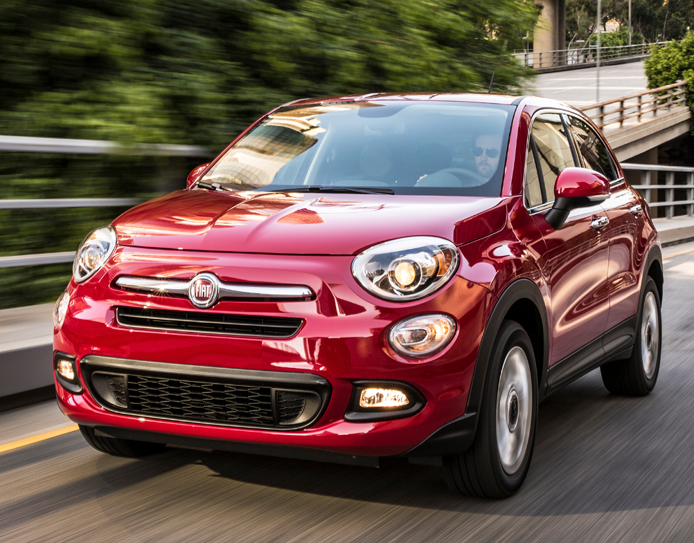 2017 Fiat 500X, What's New for 2017: Fiat