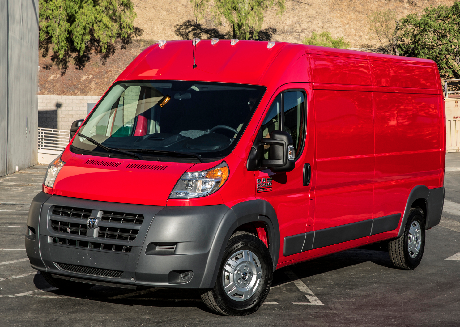 2017 Ram ProMaster and ProMaster City The Daily Drive