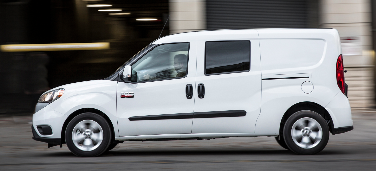 2017 Ram ProMaster and ProMaster City The Daily Drive ...