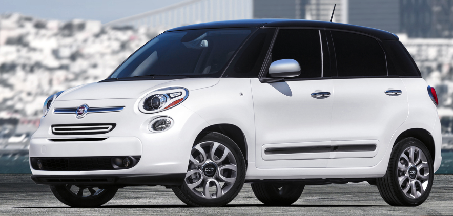 2017 Fiat 500L, What's New for 2017: Fiat