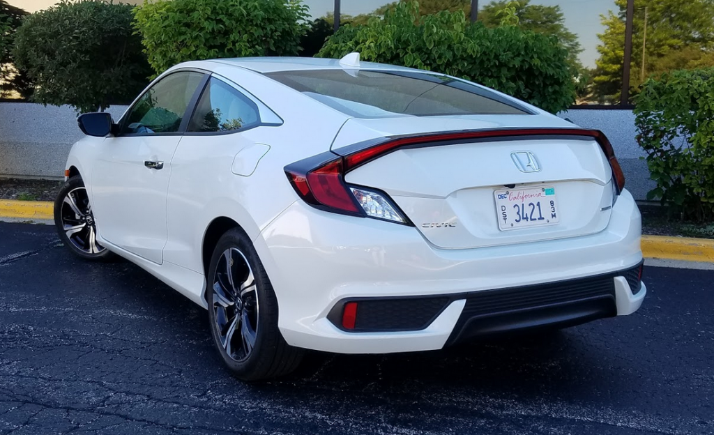 Test Drive 2016 Honda Civic Coupe Touring The Daily Drive Consumer Guide The Daily Drive Consumer Guide