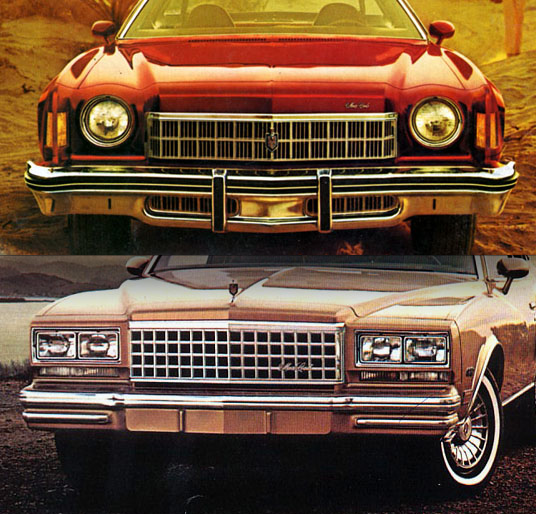 1980 Monte Carlo Quad Headlights