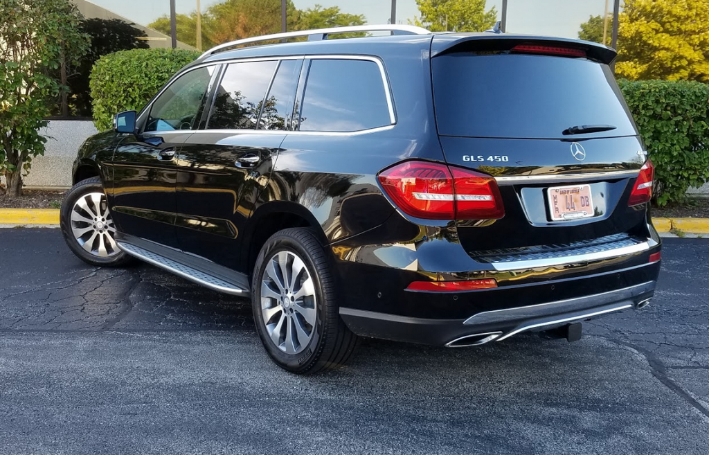 2017 Mercedes-Benz GLS450