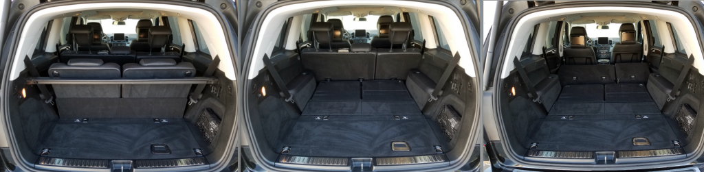 2017 GLS rear hatch