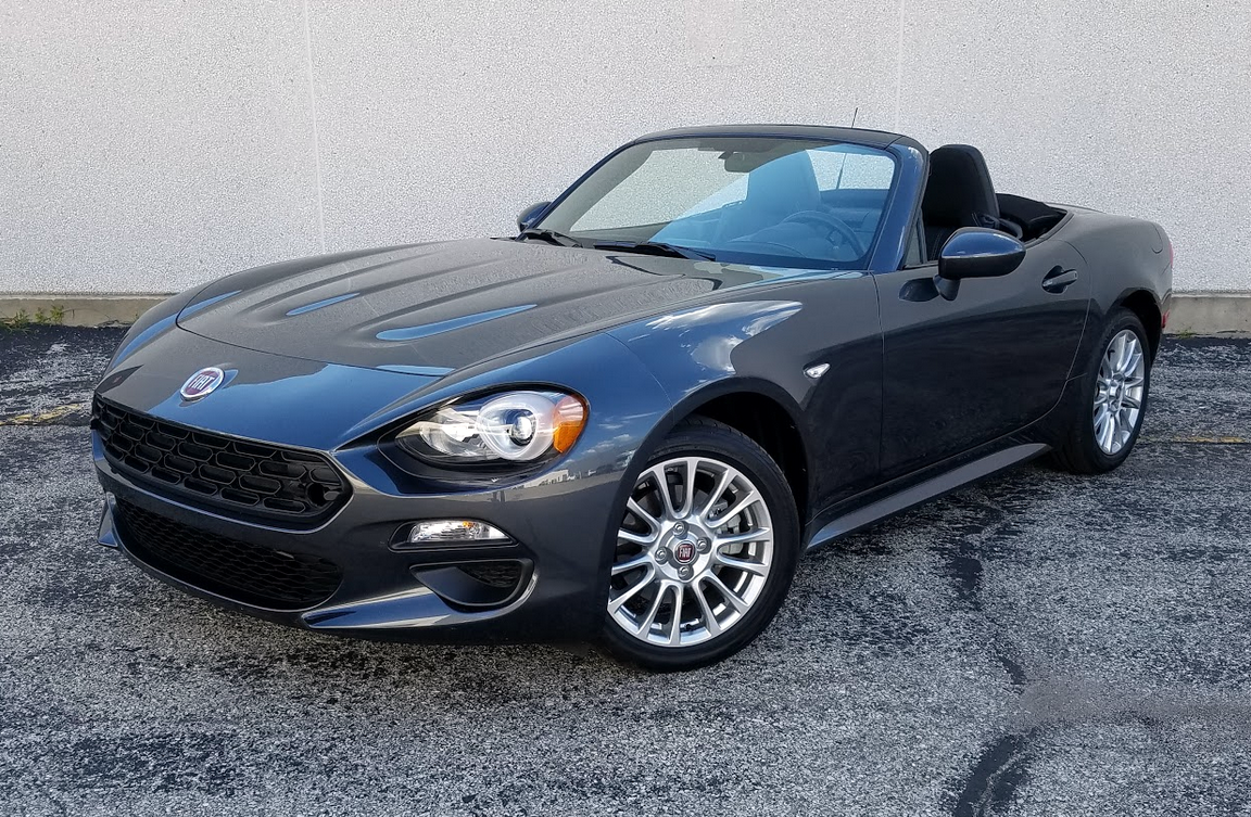 Fiat 124 Spyder >> Test Drive: 2017 Fiat 124 Spider | The Daily Drive ...