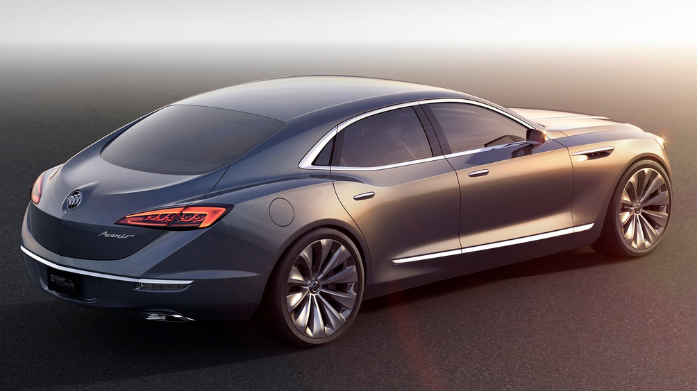 What is Avenir? Meet Buick's New Flagship Sub-Brand | The ...