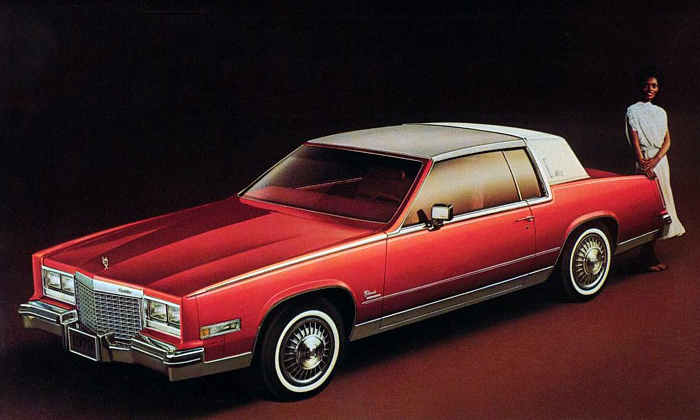 1980 Cadillac Eldorado, Luxury cars that looked special