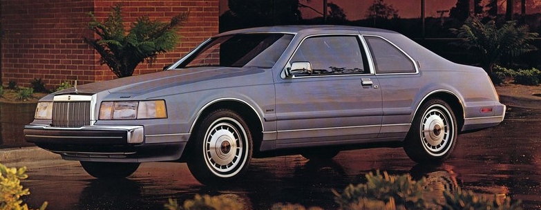 1984 Lincoln Mark VII, Luxury cars that looked special