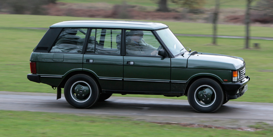 1987 Range Rover, Luxury cars that looked special