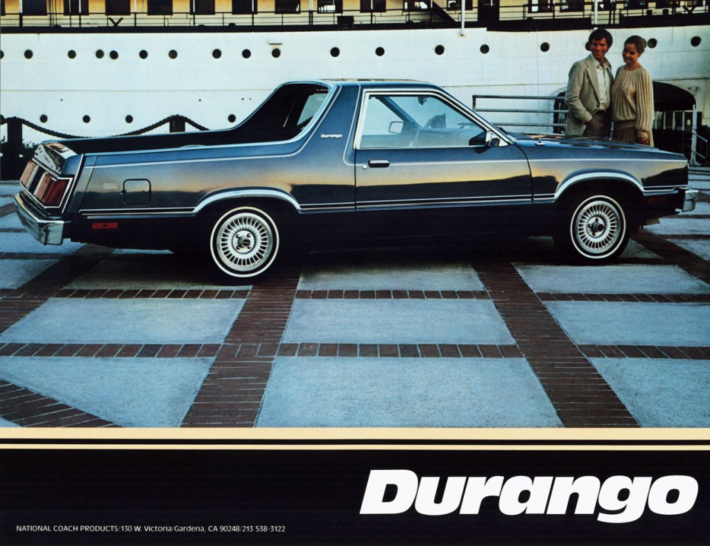 1980 Ford Durango brochure