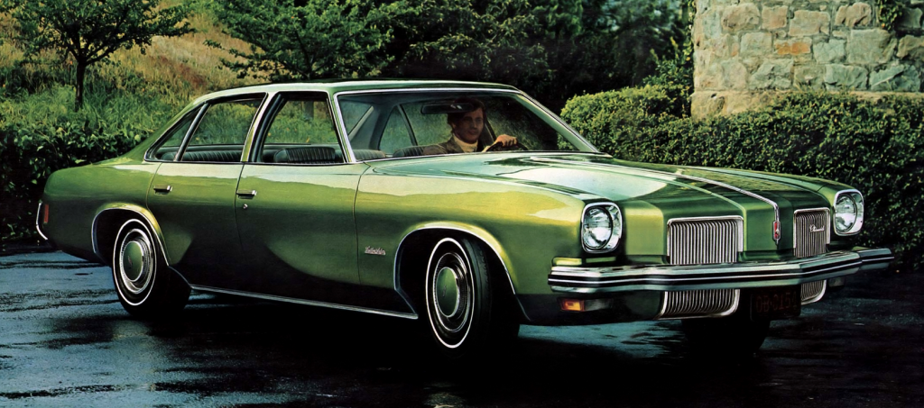 1973 Cutlass Sedan