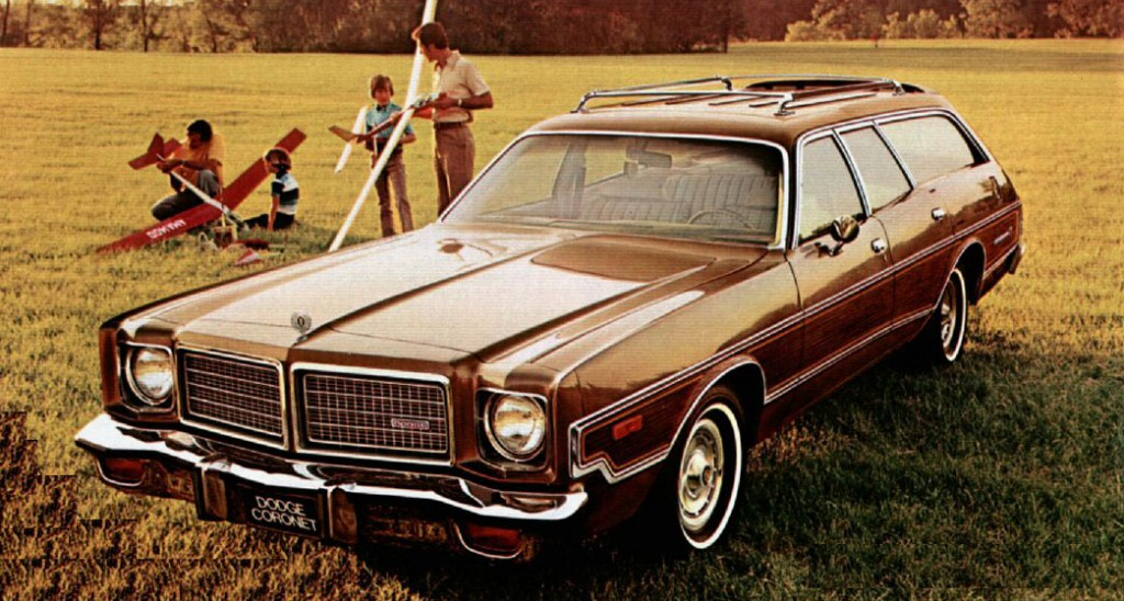 1976 Dodge Coronet Wagon