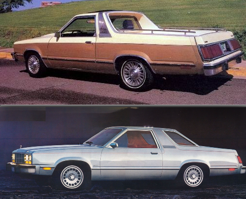 1980 Ford Durango Sun Coupe