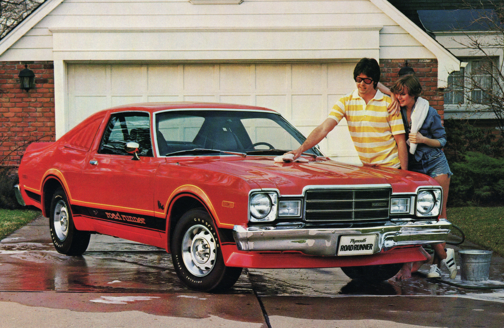 Malaise Muscle 1976 1980 Dodge Aspen R T And Plymouth