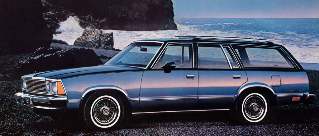 1981 Chevrolet Malibu Classic Wagon, Wagons of 1981