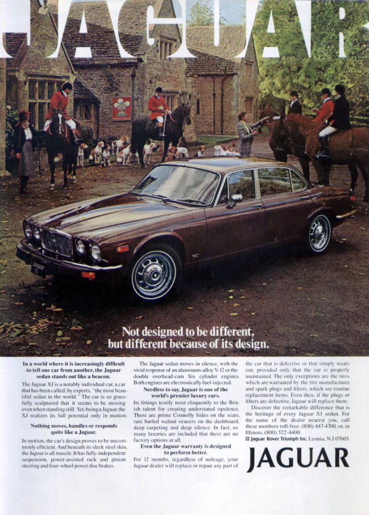 Model-Year Madness! 10 Luxury-Car Ads From 1979 | The Daily Drive | Consumer Guide® The Daily ...