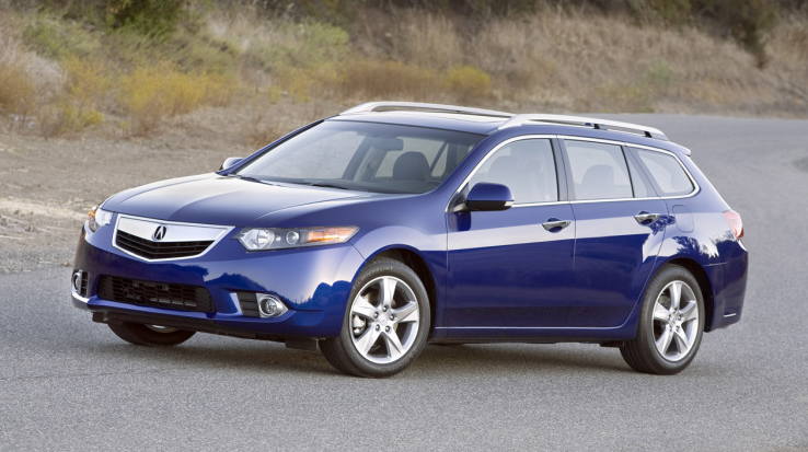 2011-2013 Acura TSX Sport Wagon: The Cool, Hip, Euro-Chic Compact