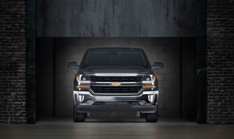 2016 Chevrolet Silverado With Eist