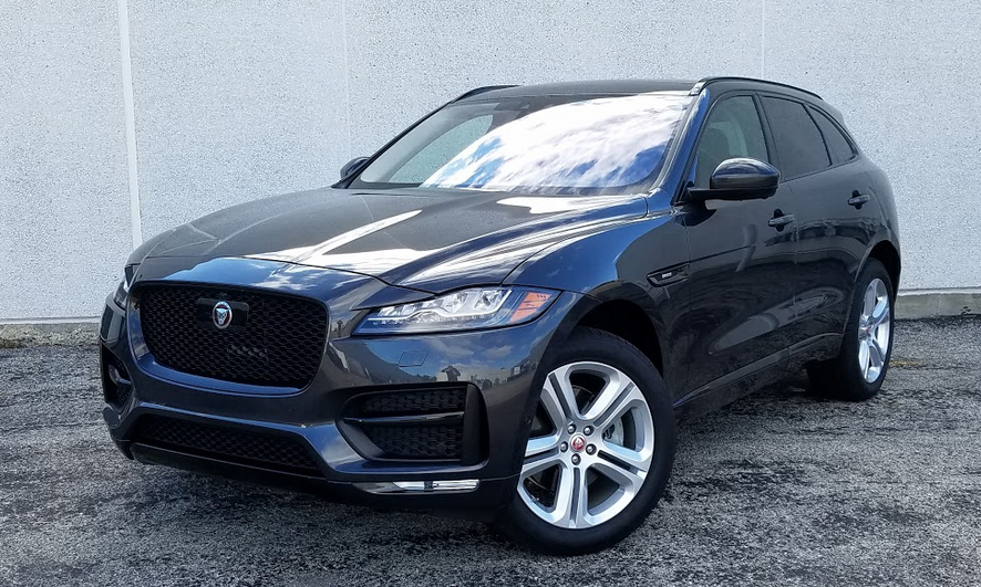 2017 Jaguar F Pace 35T R Sport >> Test Drive: 2017 Jaguar F-Pace 35t R-Sport | The Daily Drive | Consumer Guide® The Daily Drive ...