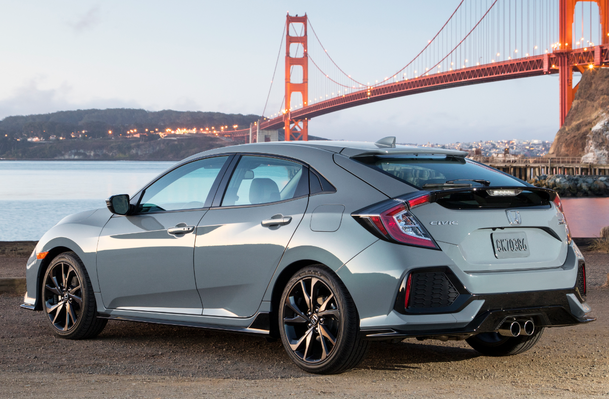 2017 Honda Civic Hatchback Sport And Sport Touring The Daily Drive Consumer Guide
