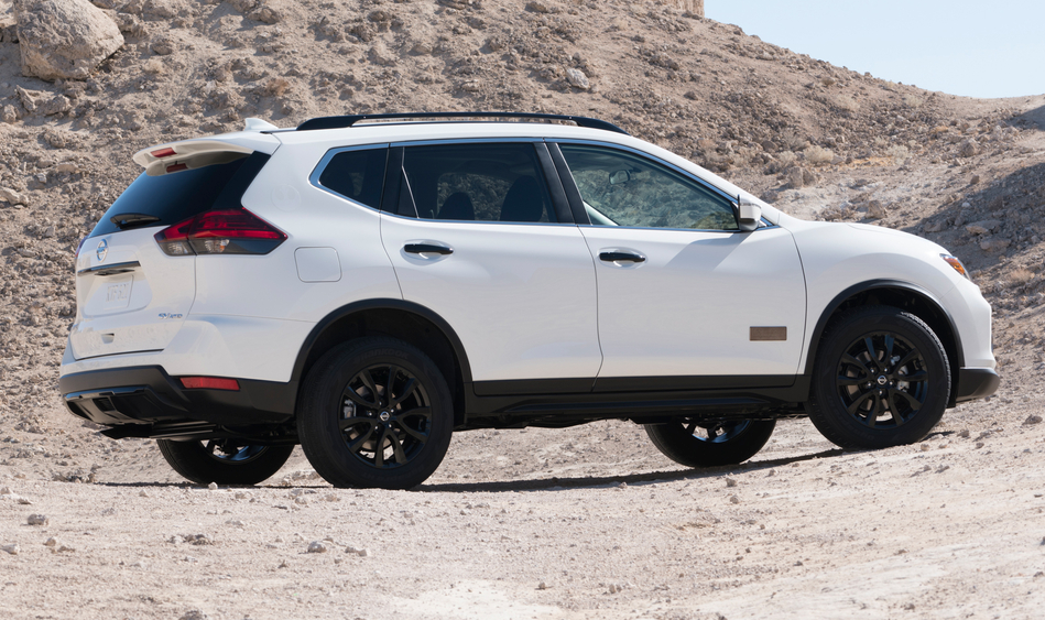Nissan Rogue Rogue One Star Wars Limited Editions