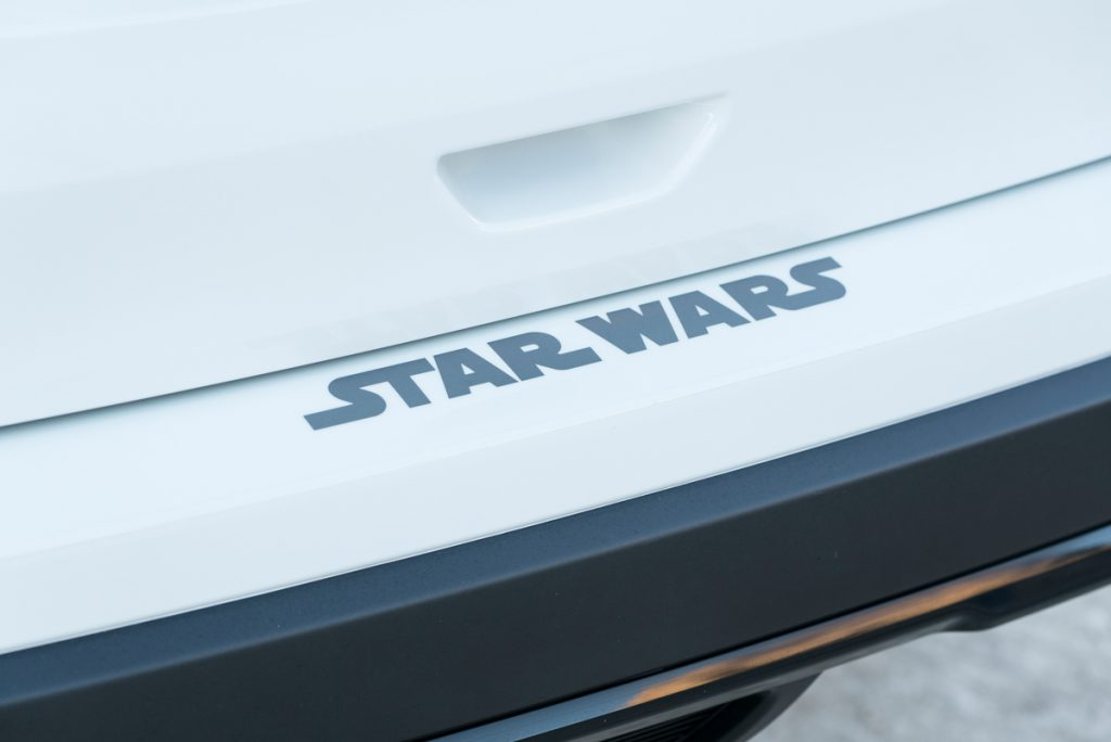 Nissan Rogue: Rogue One Star Wars Limited Edition