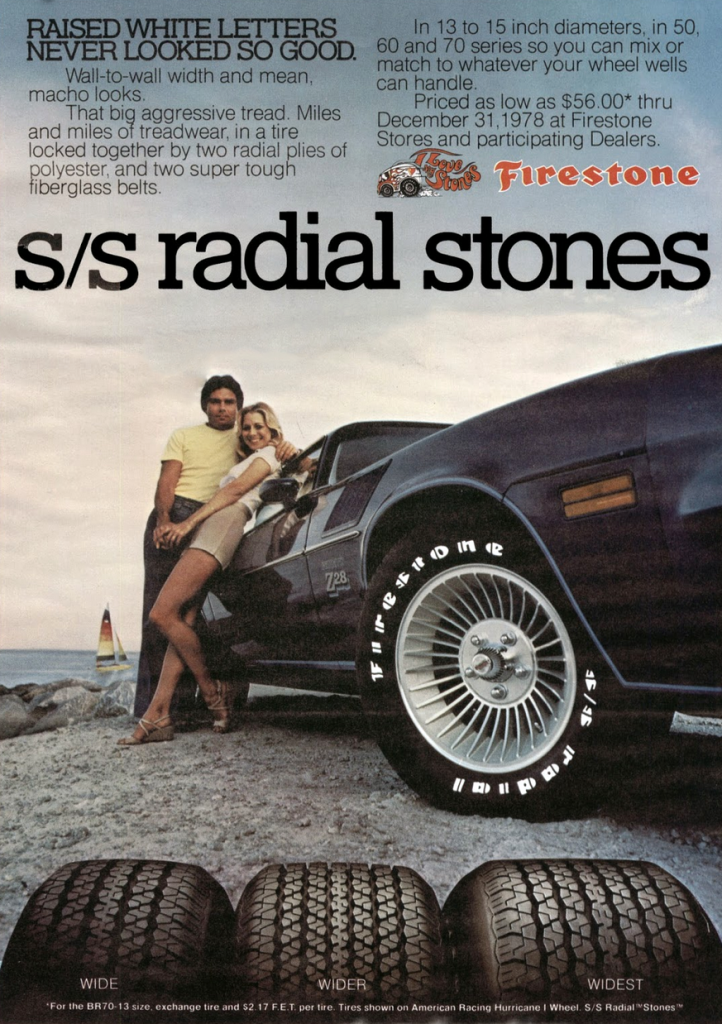 Traction Madness 12 Classic Tire Ads The Daily Drive