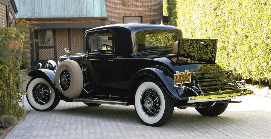 1931 Cadillac 370A Coupe