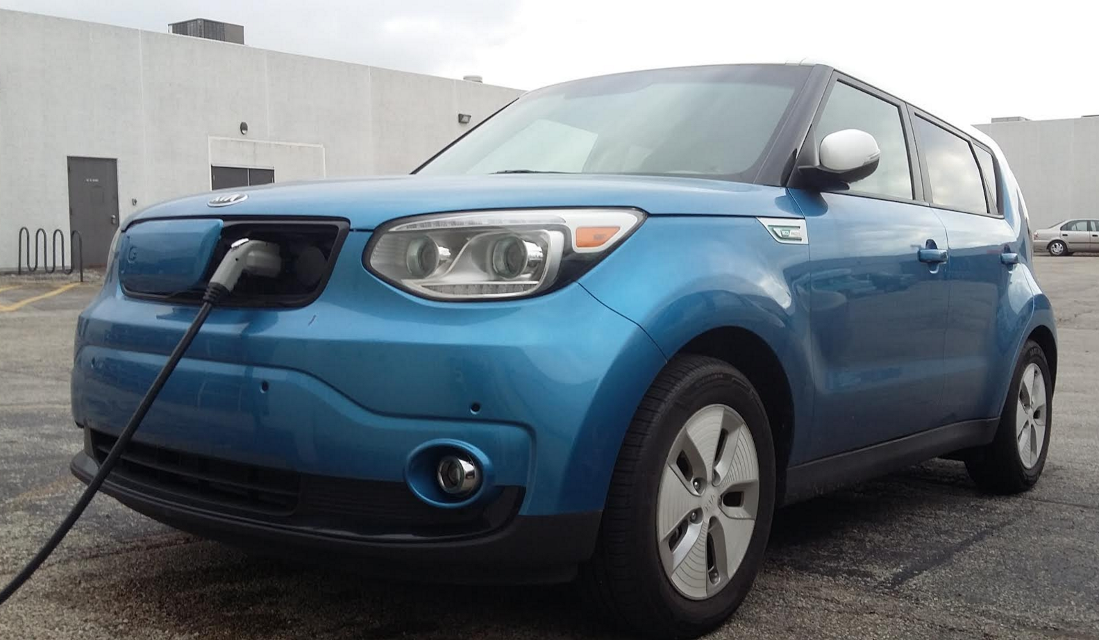 kia soul ev the daily drive consumer guide. Black Bedroom Furniture Sets. Home Design Ideas