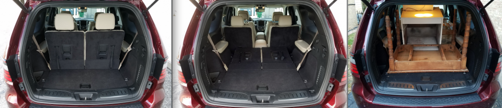 Interior Dimensions Of 2017 Dodge Durango