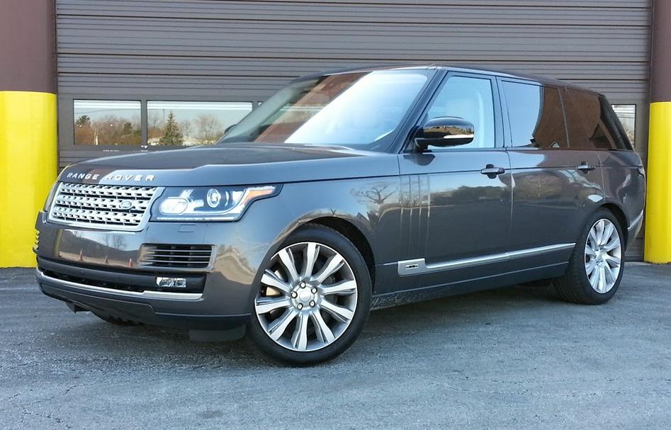 2016 Range Rover LWB