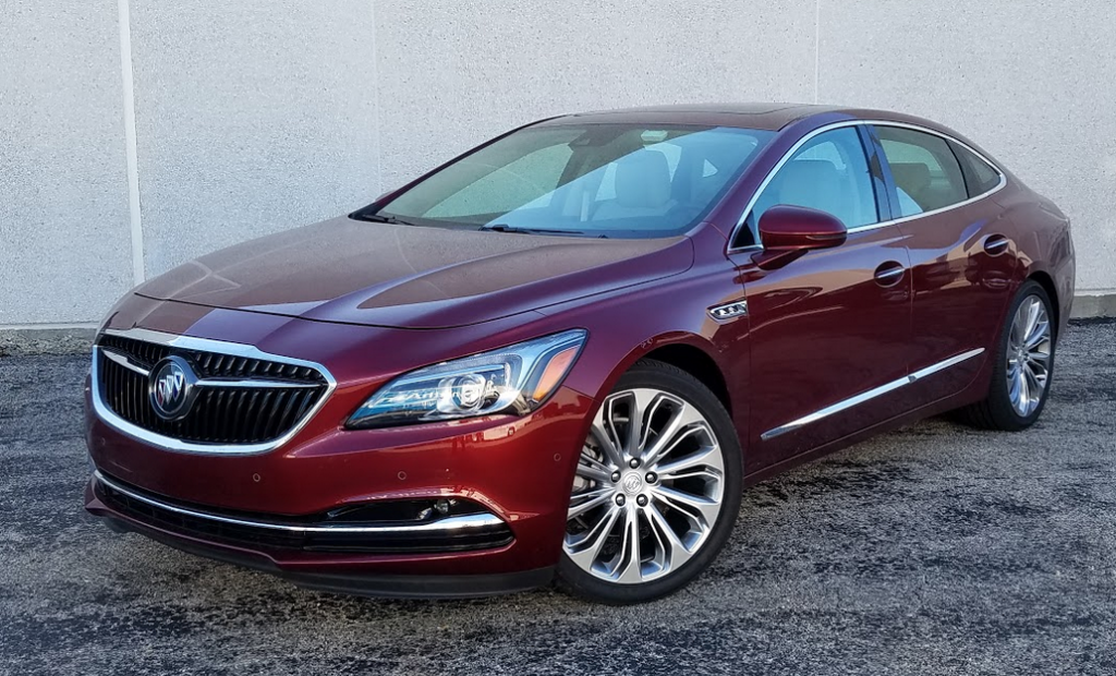 Test Drive 2017 Buick Lacrosse The Daily Drive Consumer Guide