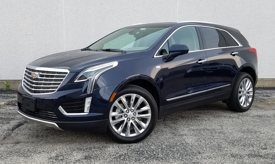 Quick Spin: 2017 Cadillac XT5 Platinum | The Daily Drive ...