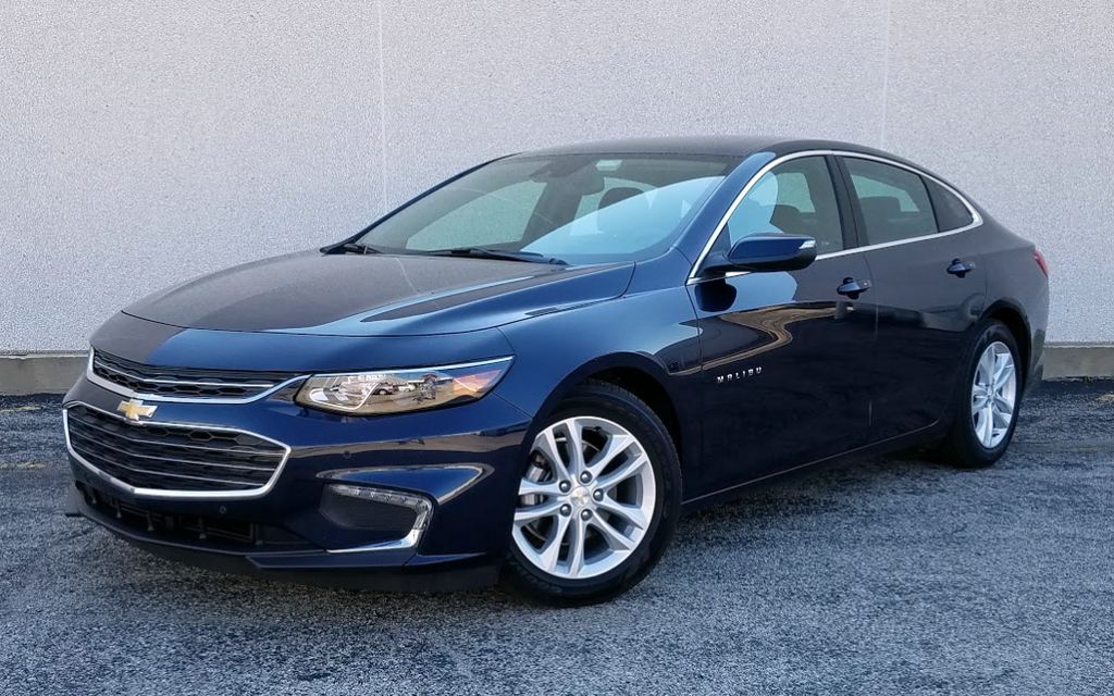 Test Drive 2016 Chevrolet Malibu Hybrid The Daily Drive